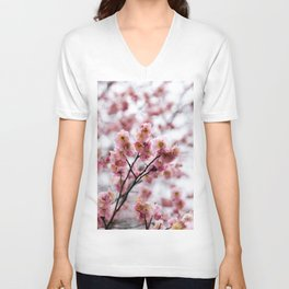 The First Bloom Unisex V-Neck