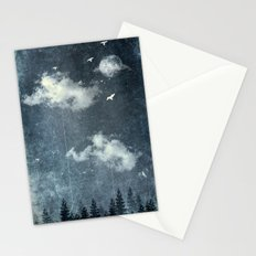 The cloud stealers Stationery Cards