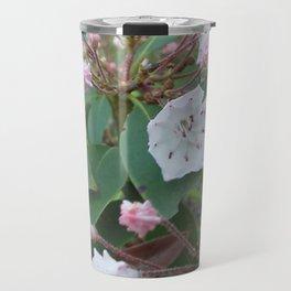 Trail Flowers Travel Mug