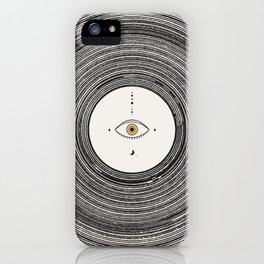 Universe Eye iPhone Case