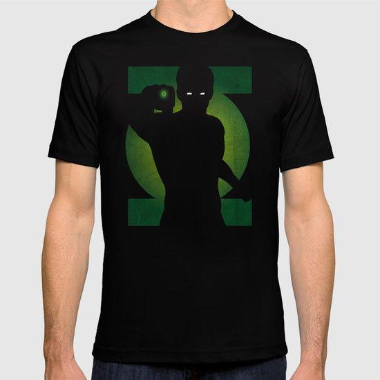 SuperHeroes Shadows : Green Lantern T-shirt