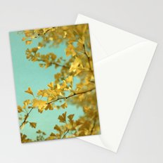 Ginkgo #3 Stationery Cards