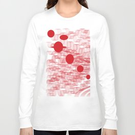 red planets Long Sleeve T-shirt