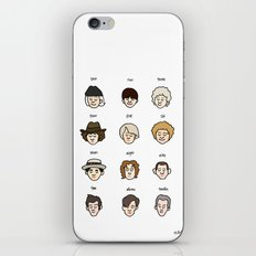 The Doctors iPhone & iPod Skin
