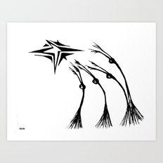 Juju Nation Art Print