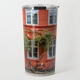 Colors of Copenhagen Travel Mug
