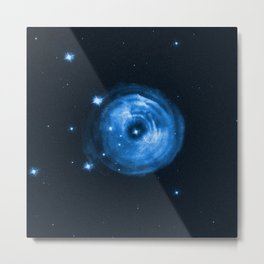 Hubble Space Telescope - Exploding Star V838 Monocerotis (2003) Metal Print