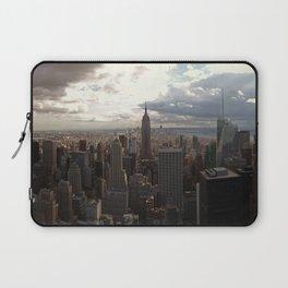 New York Skyline 1 Laptop Sleeve
