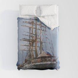 Regata Cutty Sark/Cutty Sark Tall Ship's Race Duvet Cover