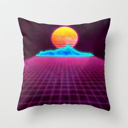 Bring It Back Throw Pillow