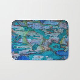 Universal Consciousness Bath Mat