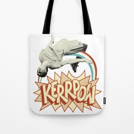 Sam KERR-POW! Tote Bag