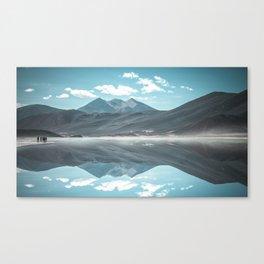 Atacama Reflected Canvas Print