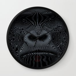 Did You See the Gorilla Wall Clock