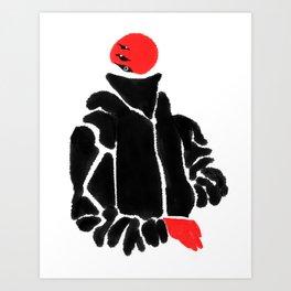 Revolve Art Print