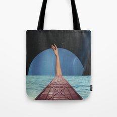 Neptune's Allure Tote Bag