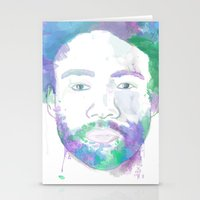 childish gambino Stationery Cards featuring Childish Gambino  by Danny
