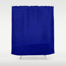 Azul Absoluto Shower Curtain