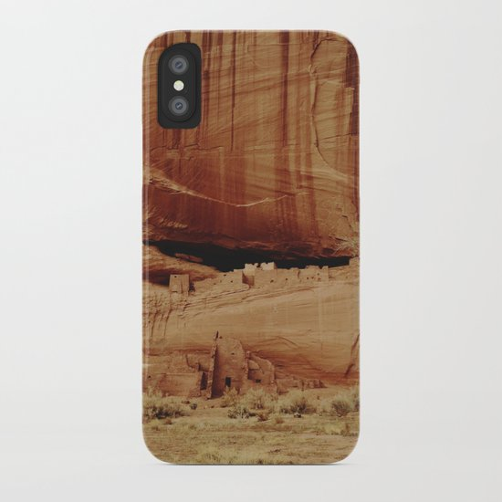White House Ruins iPhone Case