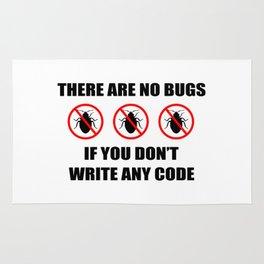 No bugs Rug