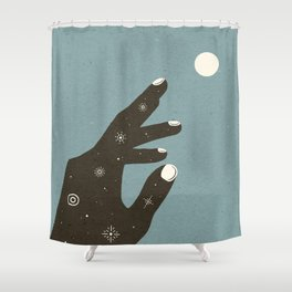 Dead Stars In Our Hands Shower Curtain