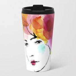 bloomy May Travel Mug