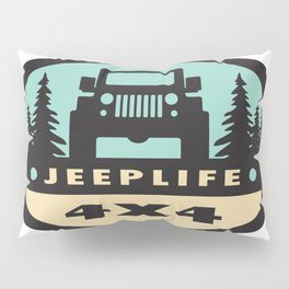 JEEPLIFE 'Yosemite' Pillow Sham
