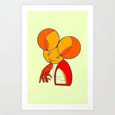 Foreverness Art Print