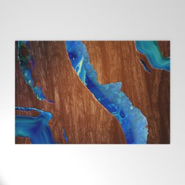 Agate River Welcome Mat
