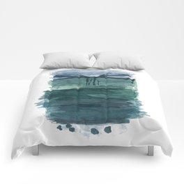 Waterfall Comforters