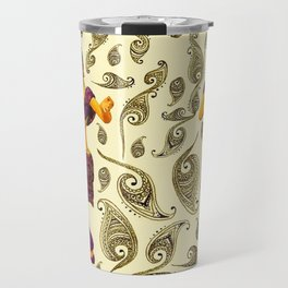 BOLLYWOOD DANCERS Travel Mug