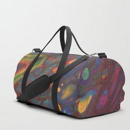 Paint Pouring 68 Duffle Bag