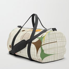 Starbursts and Globes 3 Duffle Bag