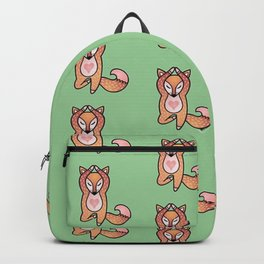 Yoga lover Fox Backpack