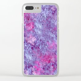 SWIMMING POOL 1 Clear iPhone Case