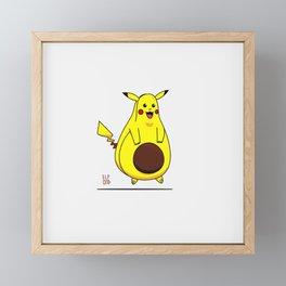 Picado Framed Mini Art Print