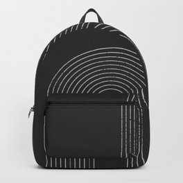 Chalk Brush Rainbows Backpack