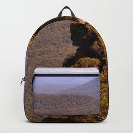 Blue Mountains Rockface Backpack