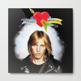 tom petty and the heartbreakers first tour 2020 ngamein Metal Print