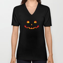 Freddy Halloween Night Unisex V-Neck