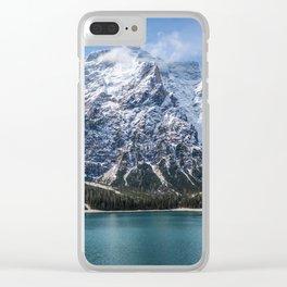Where the dreams come true Clear iPhone Case