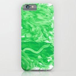 Lushness Acrylic iPhone Case