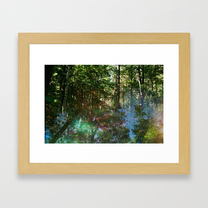 11-6 Framed Art Print