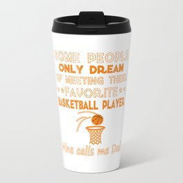 BASKETBALL DAD Travel Mug