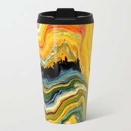 Painted Origin Travel Mug