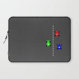 C64 Le Mans Laptop Sleeve