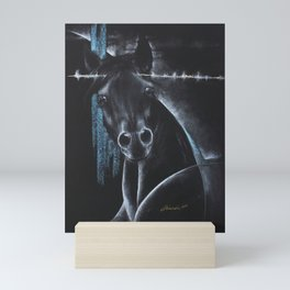 Consciously Mad Mini Art Print