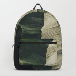 Elephant Ear Leaves Backpack