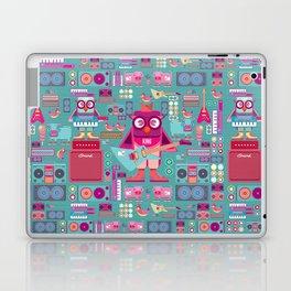 singpentinkhappy band II Laptop & iPad Skin