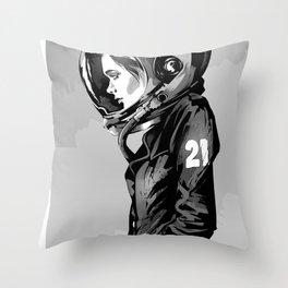 Cadet 21 Throw Pillow
